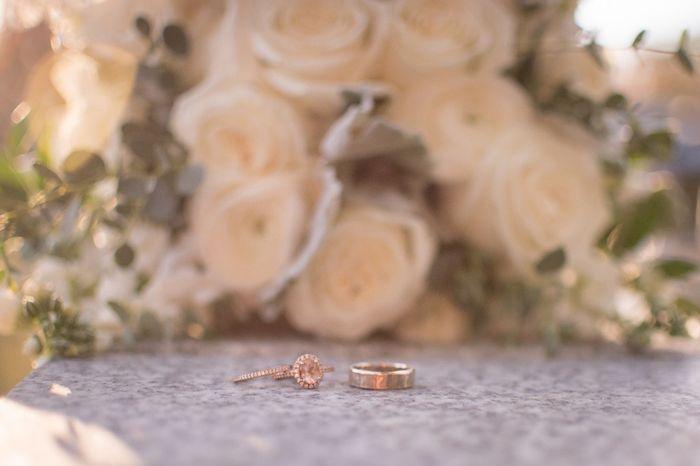 🗣 Rose Gold Rings 2