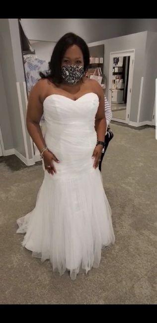 Dresses from David's Bridal 7