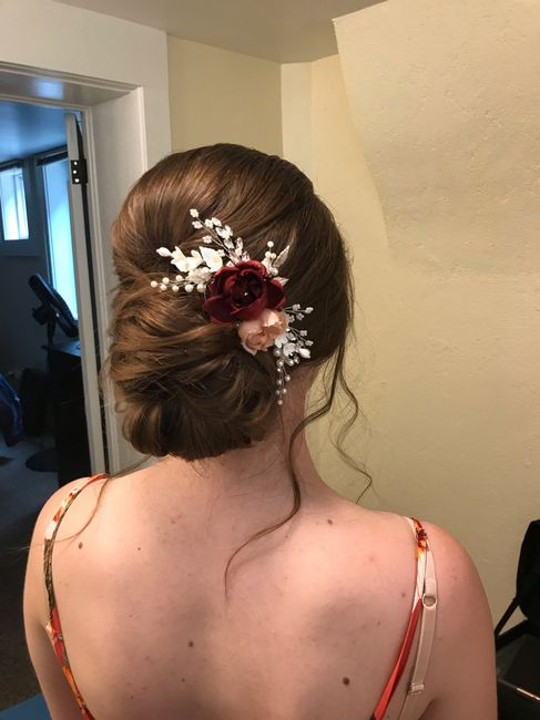 Hair And Makeup Trial - 1
