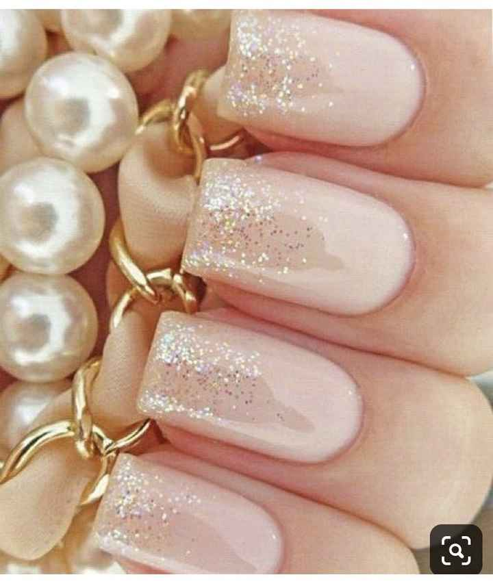 What color are you doing your nails? - 2