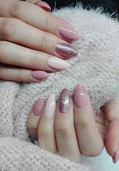 Wedding nails 6