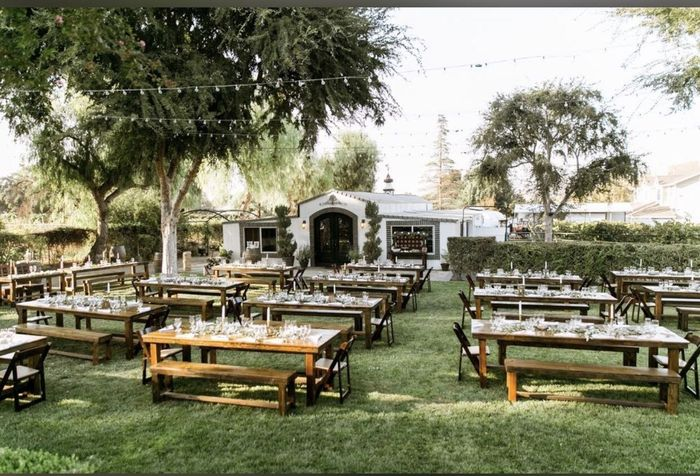 California brides and grooms let's see your venue(s)! 20