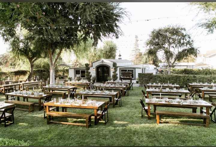 California brides and grooms let's see your venue(s)! - 3