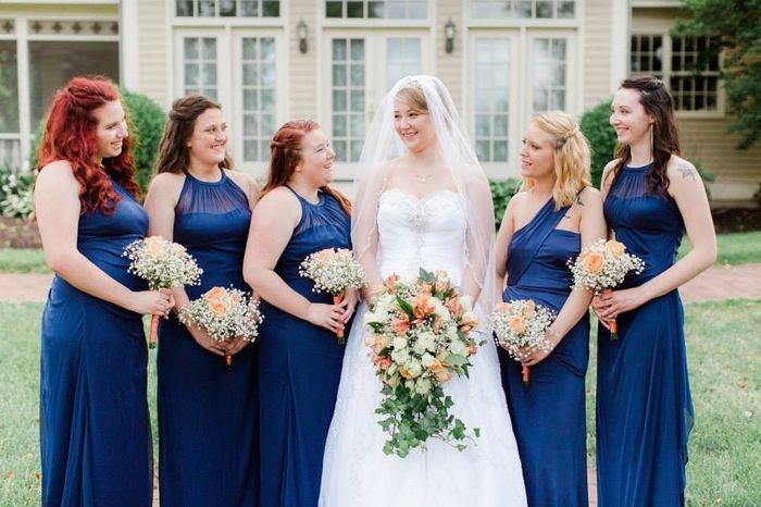 Bridesmaids Dress Shopping