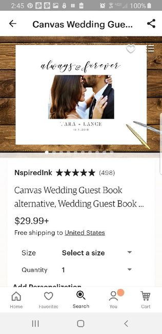 Creative Guest Book Ideas 5