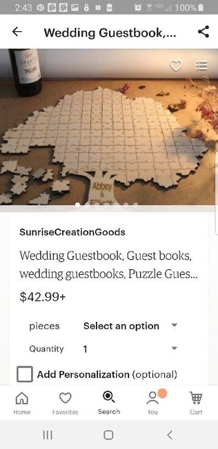 Creative Guest Book Ideas 6