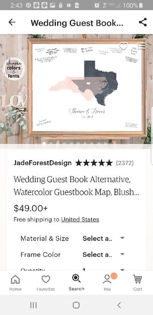 Creative Guest Book Ideas 7