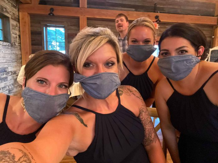 Bam: a Covid Bride tells all (here's what i learned!) 1