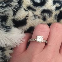 Let&apos;s see your rings!! <3