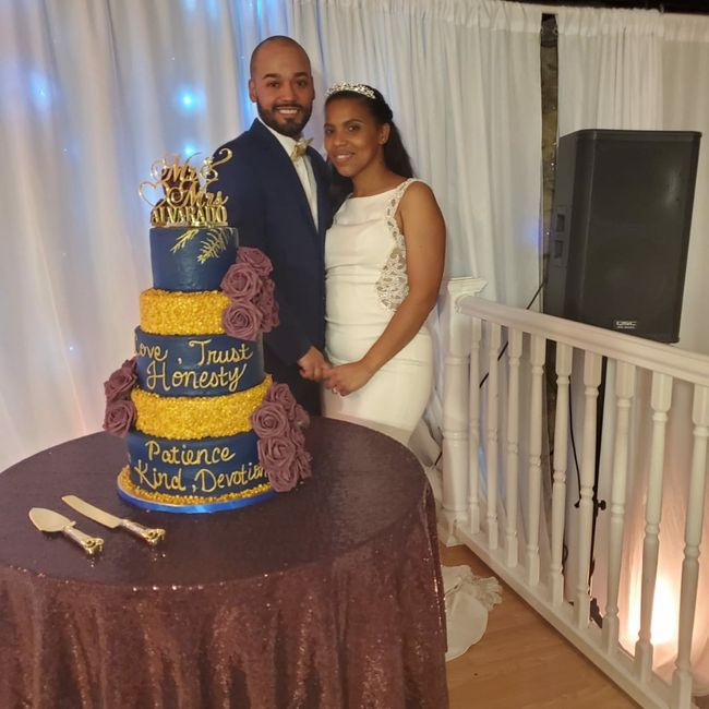 We did it we married 11/14/2020 1