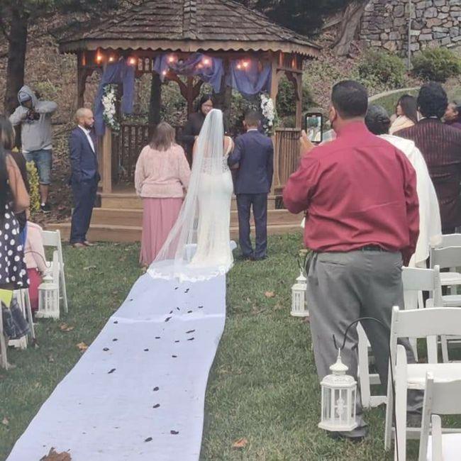 We did it we married 11/14/2020 3