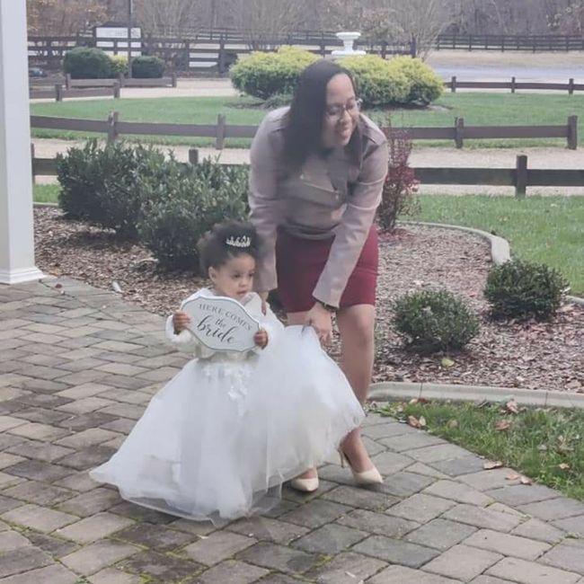 We did it we married 11/14/2020 8