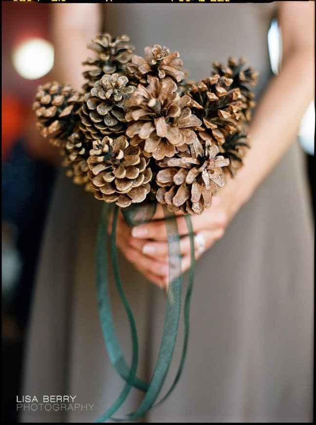 alternatives to flowers for ceremony