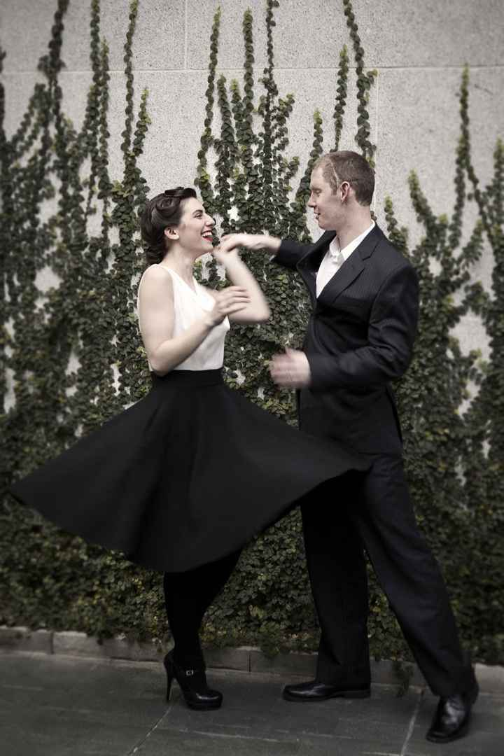 Oh hey, It's engagement pictures: