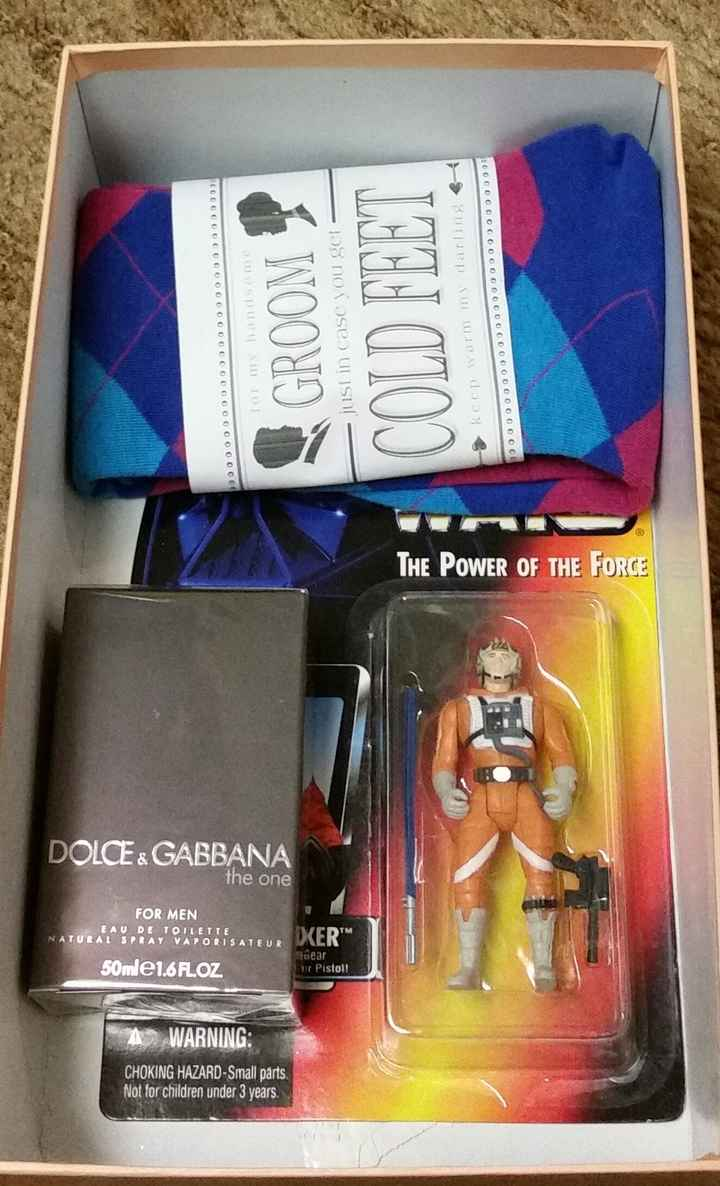 Goom's Gift Came IN!! (PICTURE)