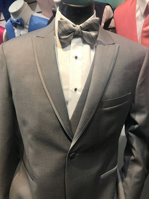 Groomsmen Suits - What Color? 13
