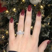 Show me your pave rings - 1