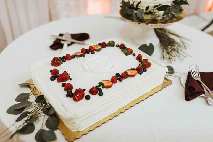 Wedding cake! - 1