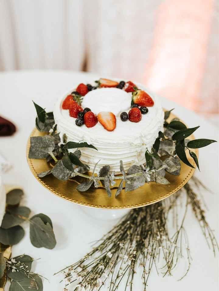 Wedding cake! - 2