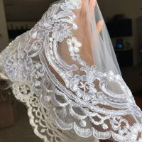 Diy: Dye my veil with tea! - 3