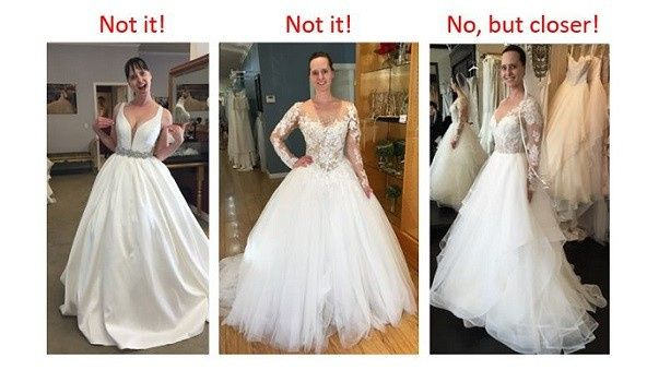 Wedding Dress Rejects: Let's Play! 1