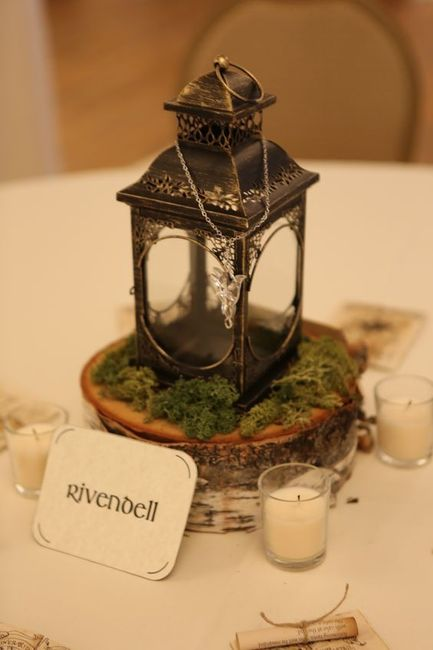 diy Enchanted Forest Themed Wedding Decorations 4