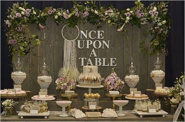 diy Enchanted Forest Themed Wedding Decorations 6