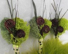 diy Enchanted Forest Themed Wedding Decorations 10
