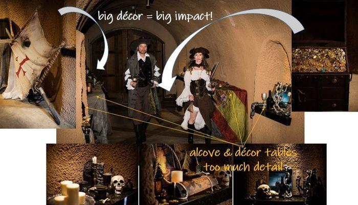 bam (anniversary) – Disney Pirate Wedding 20