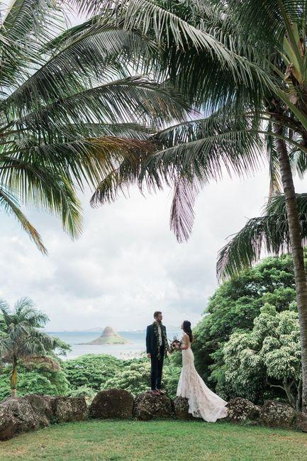 Best Island in Hawaii for Honeymoon? 1