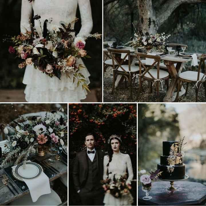 Halloween Weekend Wedding - 1
