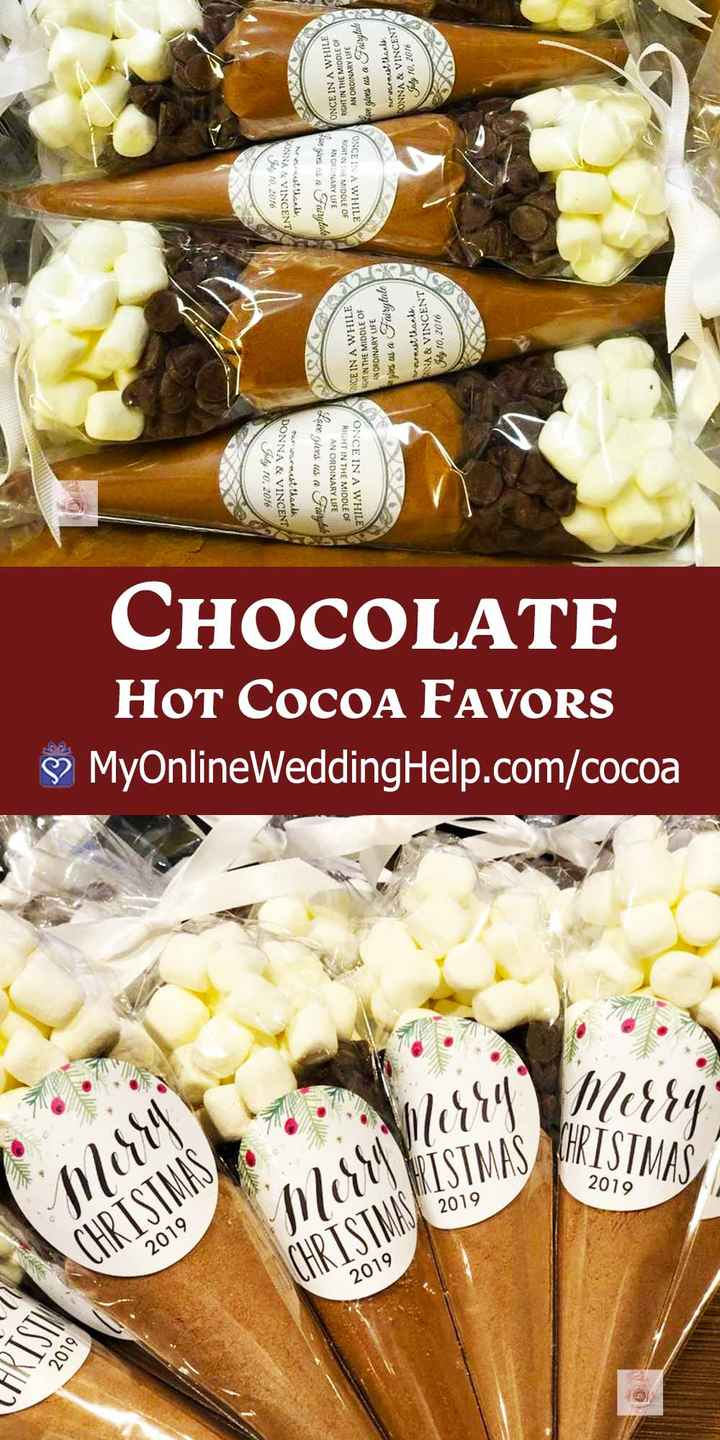 Help!!! Wedding Favors??? What are some good but cheap options? 4