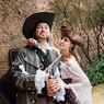 Pirate & 60s Bride