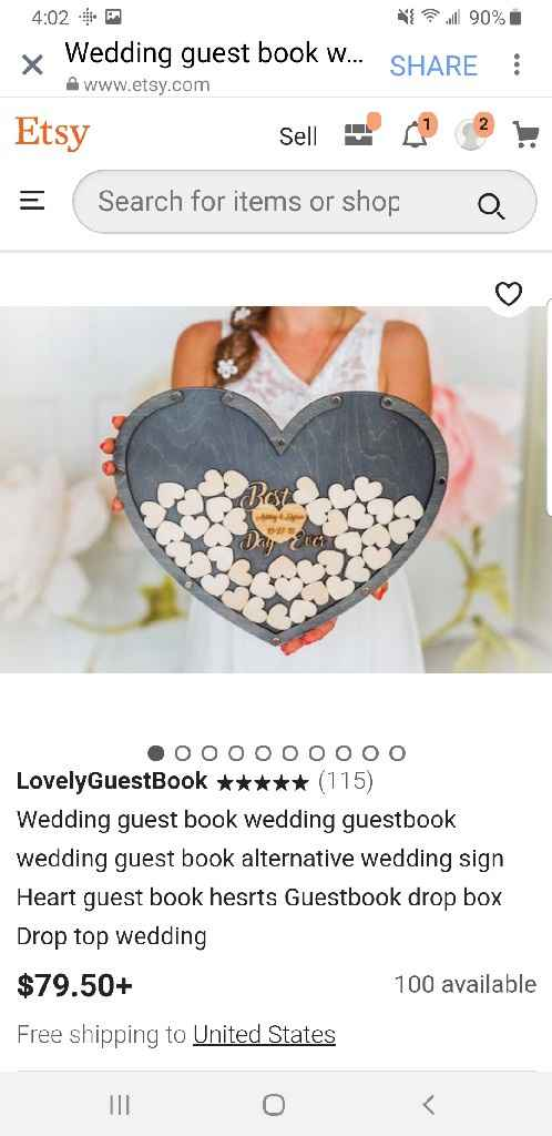 Guest book help - 1