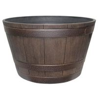 Need a Rustic DIY Punch Bowl