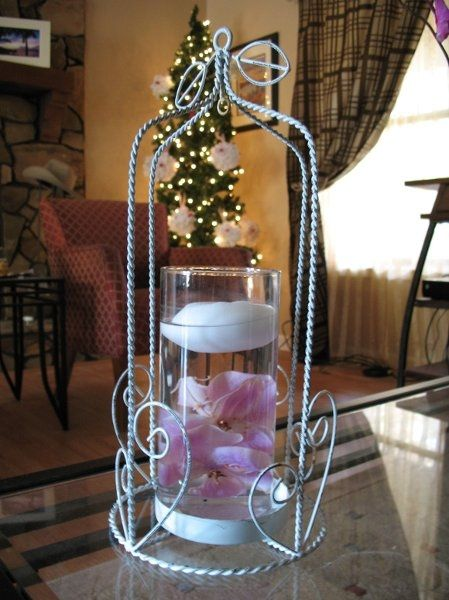 Dollar Tree Centerpieces? Show yours!   Weddings, Do It ...