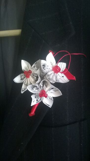 Diy Boutonniere Wanted To Share Update On Page 2 Weddings Do