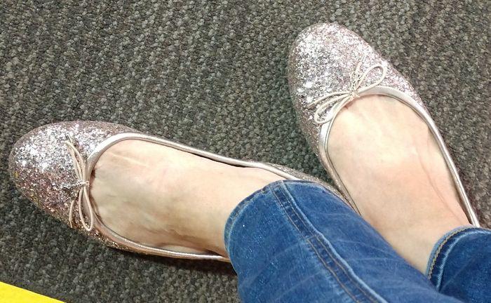 Flat Wedding Shoes 2