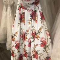 Different Colour Wedding Gown? - 1