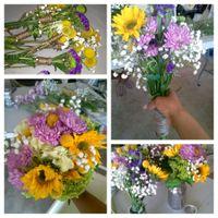 DIY...Bouquets Pics needed