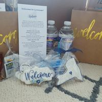 Welcome bags - 1