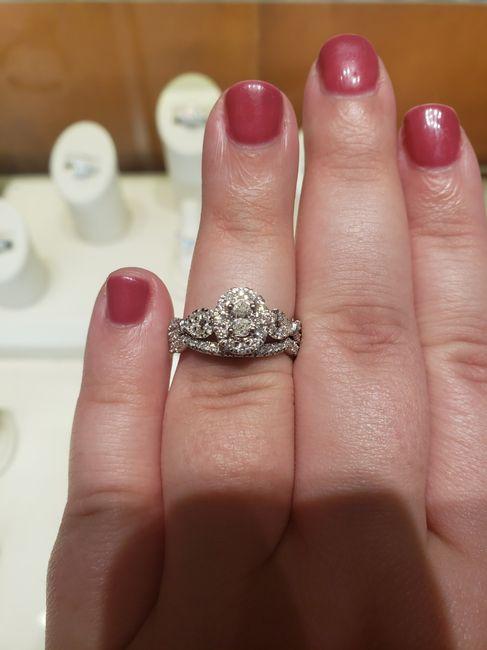 My rings! 1