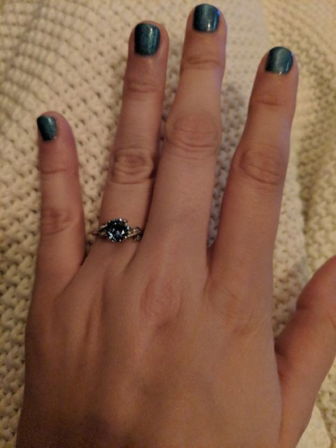 What shape is a good one on a engagement ring? 💍 1