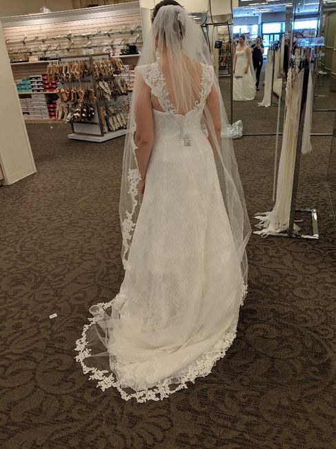 My Wedding dress!! Now let me see yours!! 6