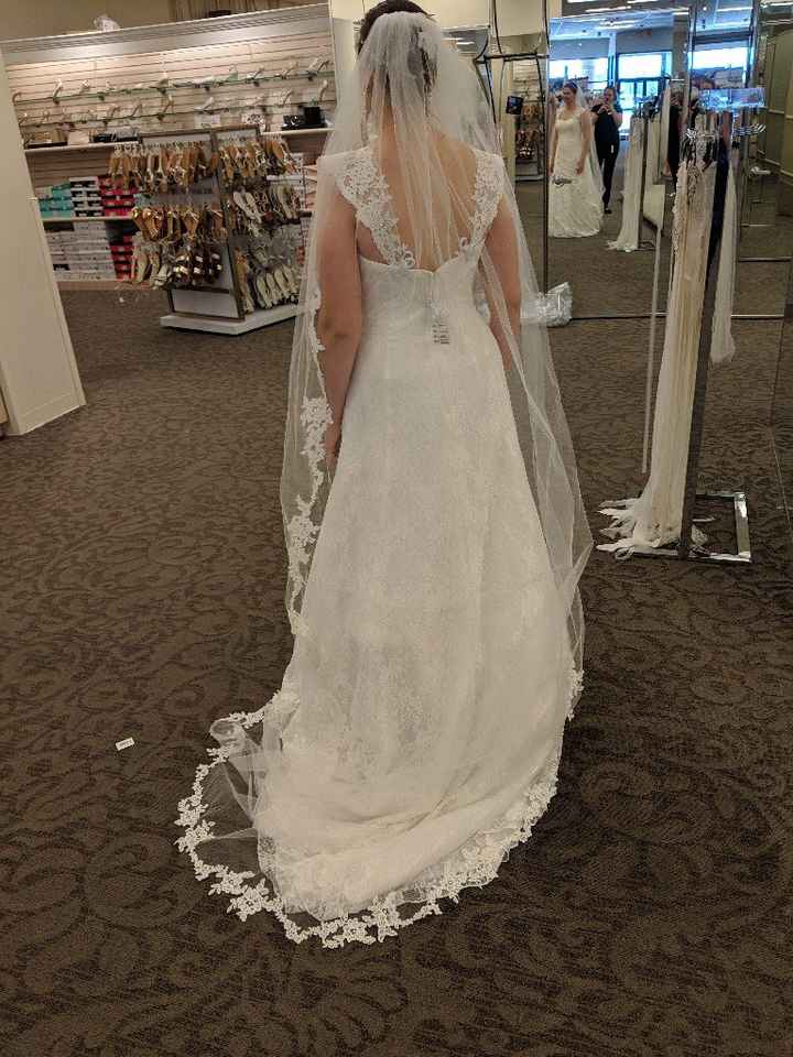 My Wedding dress!! Now let me see yours!! - 1