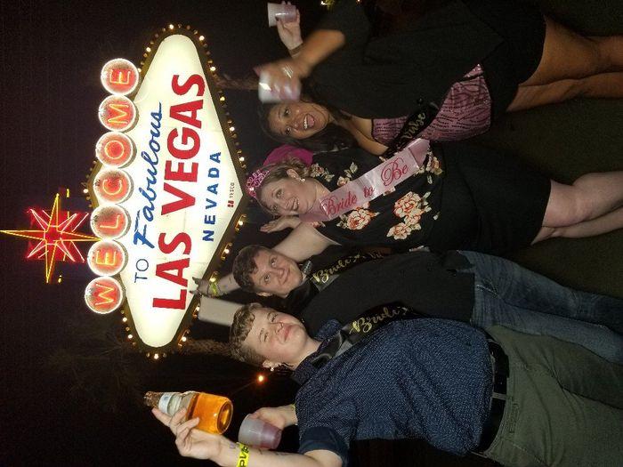 Bab! Vegas style! 1