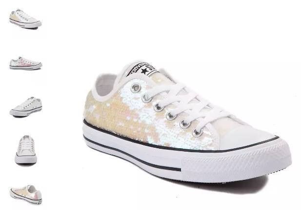 Bling converse sneakers 5