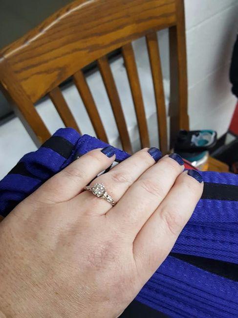 One year ago! Ring thread. 21