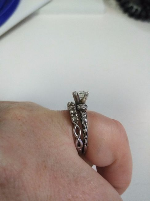 Vintage/antique/estate Rings - who else has one? 4