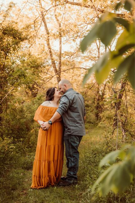 Engagement photos 🥰 1